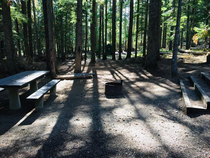 Outlet Campground Site 26