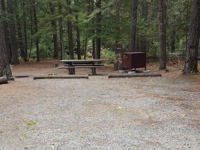 Reeder Bay Campground Site 3
