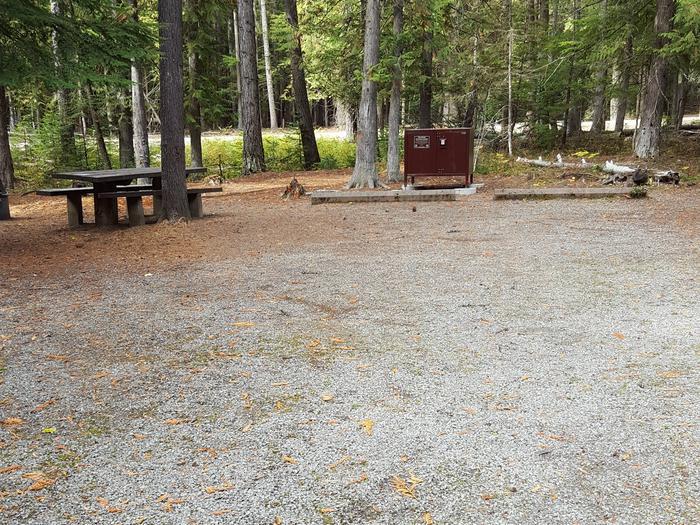 Reeder Bay Campground Site 9