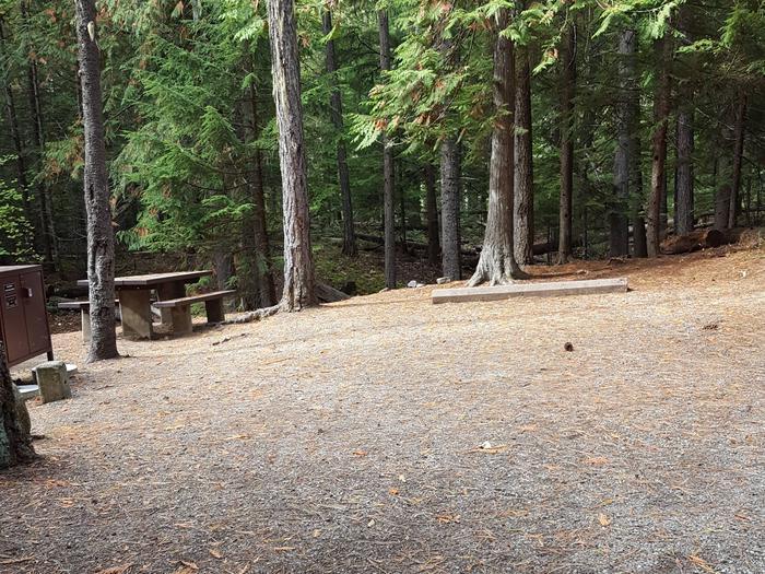 Reeder Bay Campground Site 11