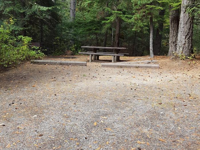 Reeder Bay Campground Site 13