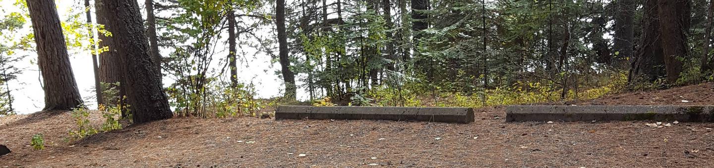 Reeder Bay Campground Site 15