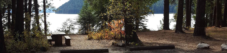 Reeder Bay Campground Site 19