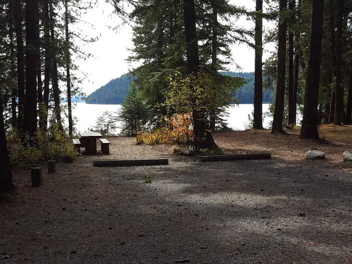 Reeder Bay Campground Site 19