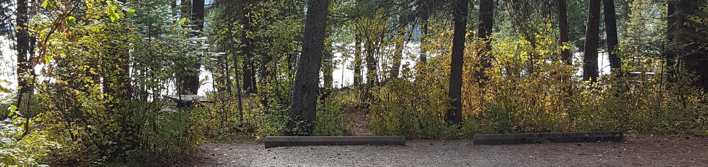 Reeder Bay Campground Site 20