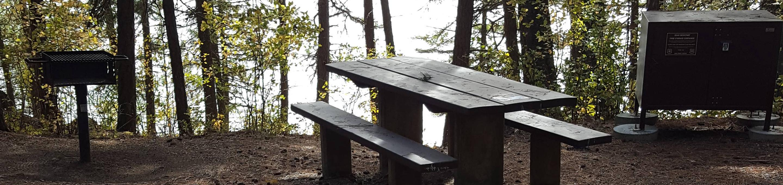 Reeder Bay Campground Site 24