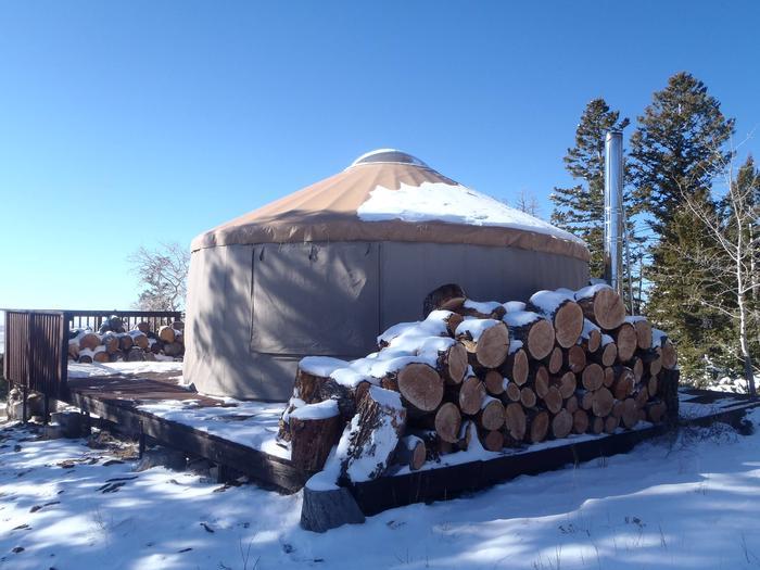 LimberLimber Flag Yurt