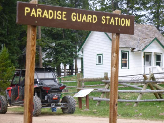 Preview photo of Paradise Guard Station