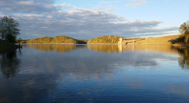 Dierks Lake.Dierks Lake