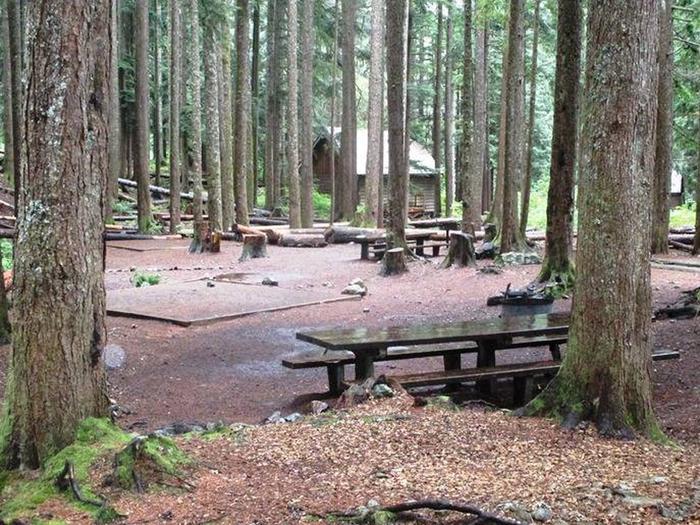 Denny Creek Campground Site 9Site 9