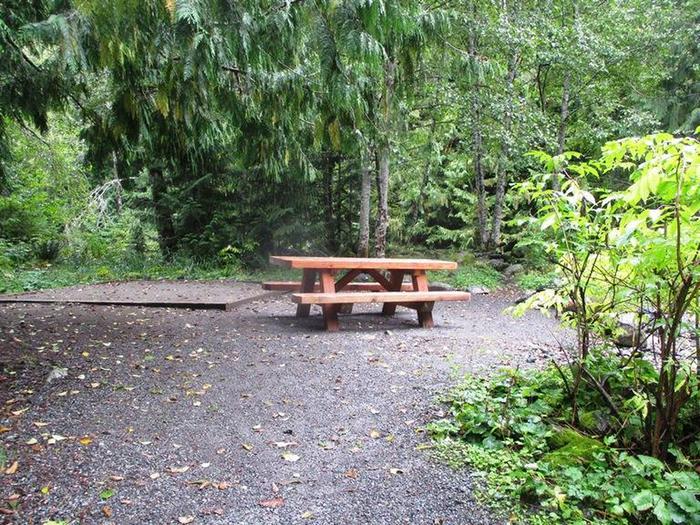 Denny Creek Campground Site 15Site 15