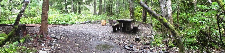 Denny Creek Campground Site 21Site 21