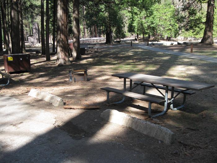 Site 1.Campsite 1.