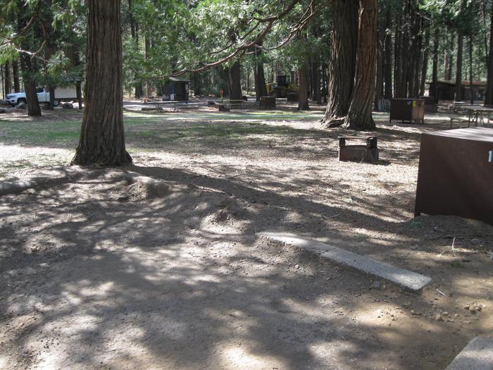 Site 19.Campsite 19.