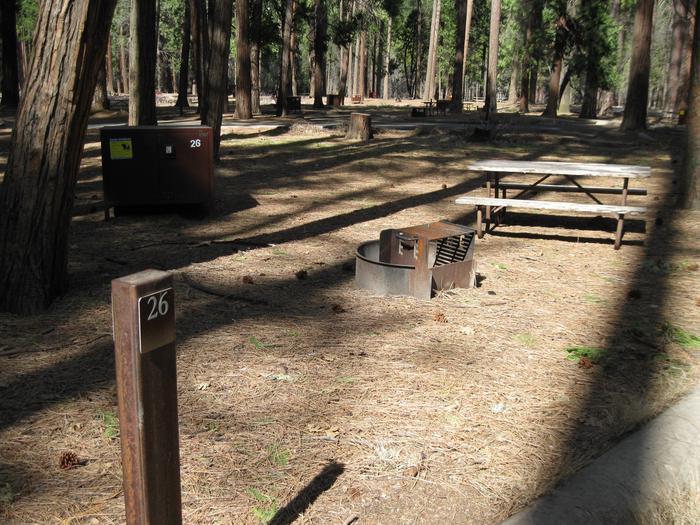 CampsiteCampsite 26.