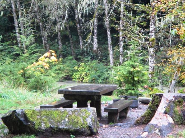 Verlot Campground Site 11