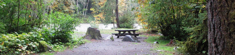Verlot Campground Site 13