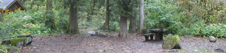 Verlot Campground Site 14