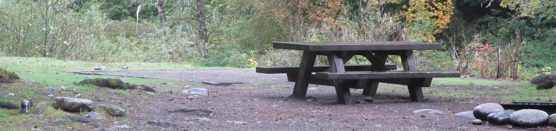 Verlot Campground Site 17