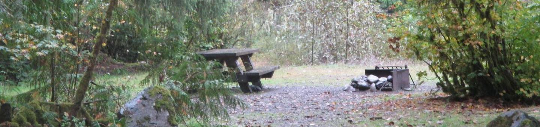 Verlot Campground Site 18