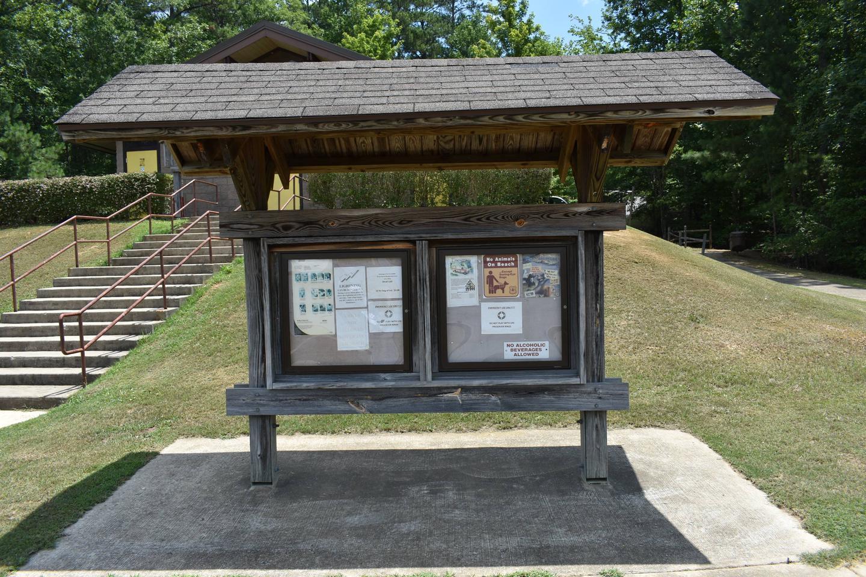 Corinth Recreation Area Day Use Bulletin BoardCorinth Recreation Area Day Use Bulletin Board July 10th, 2019