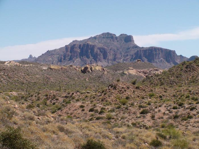 Preview photo of Tonto National Forest Off-Highway Vehicle Permit
