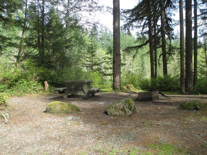 Boulder CreekSite 4