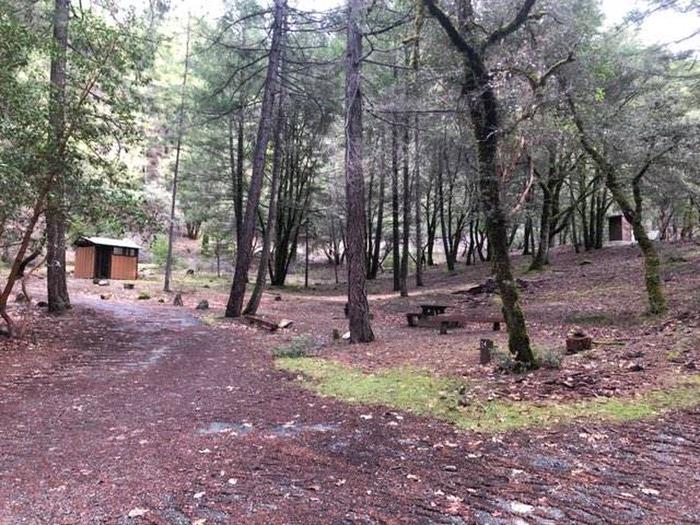 Hayden Flat Campground Group Sites