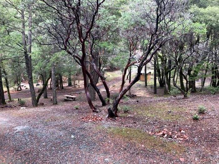 Hayden Flat Campground