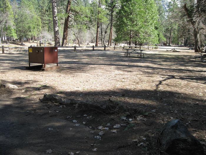 CampsiteCampsite 38.