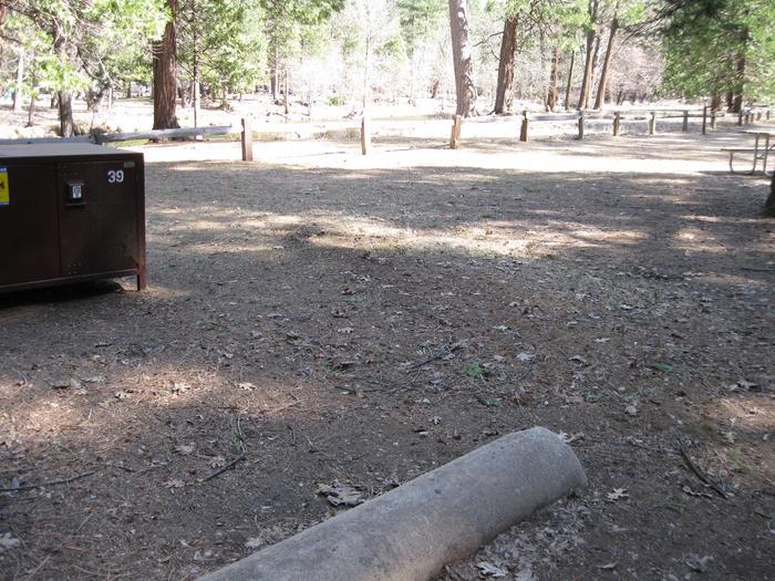 CampsiteCampsite 39.