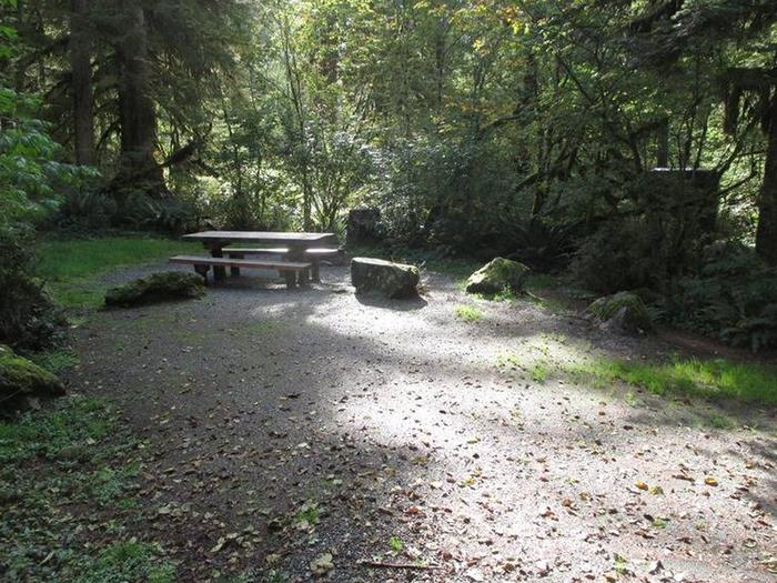 Shannon Creek CampgroundSite 3