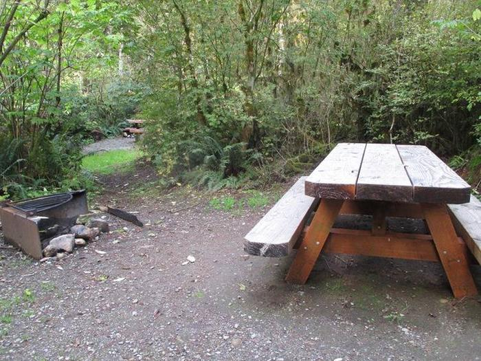 Shannon Creek CampgroundSite 13