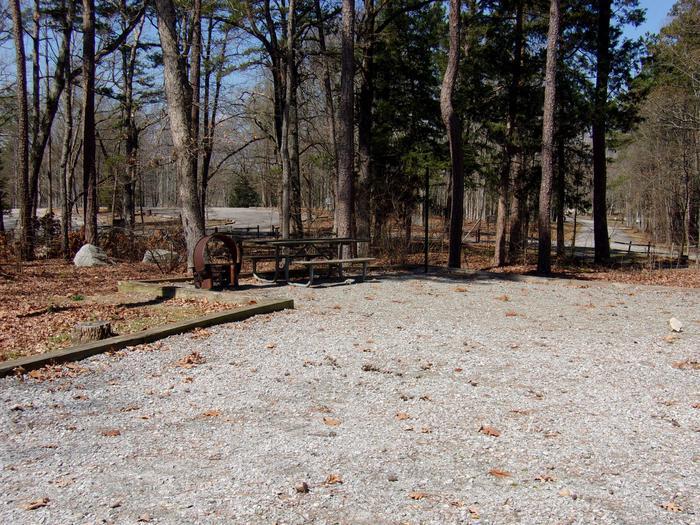North Bend ParkArea A Campsite #1