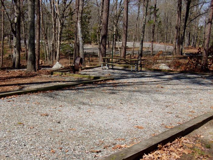 North Bend ParkArea A Campsite #2