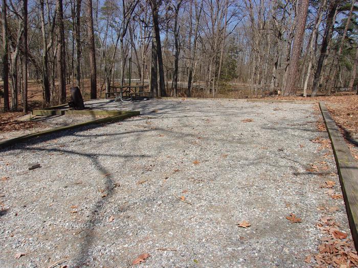 North Bend ParkArea A Campsite #3