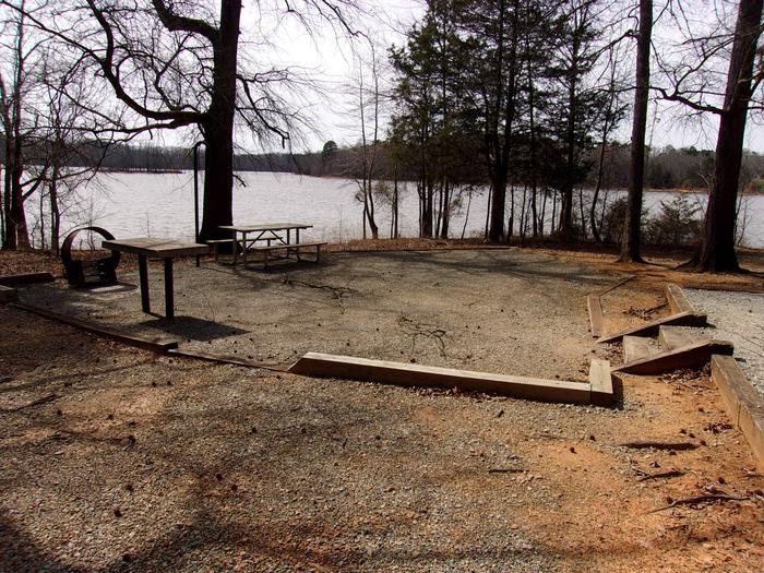 Rudds Creek CampgroundCampsite #8