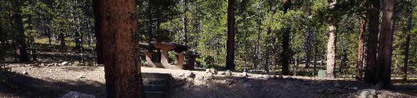 Father Dyer Campground, site 3