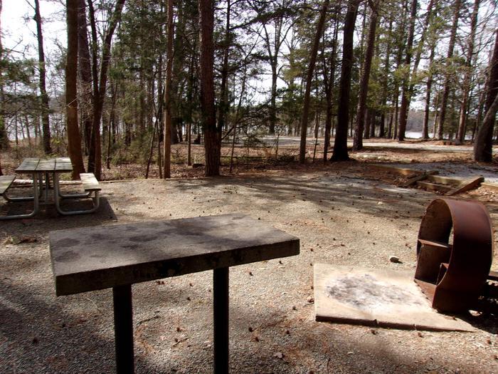 Rudds Creek CampgroundCampsite #14