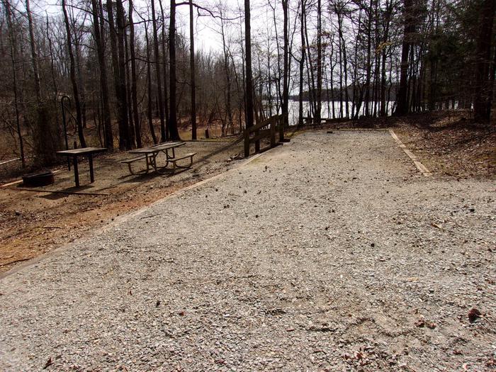 Rudds Creek CampgroundCampsite #21