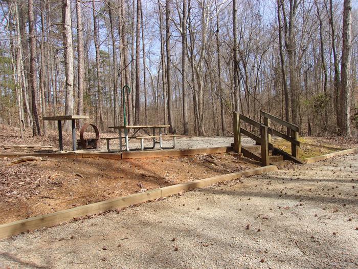 Rudds Creek CampgroundCampsite #22