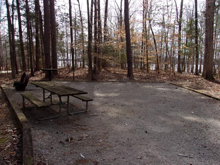 Rudds Creek CampgroundCampsite #25