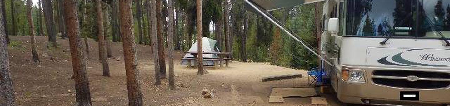 Baby Doe Campground, Site 2