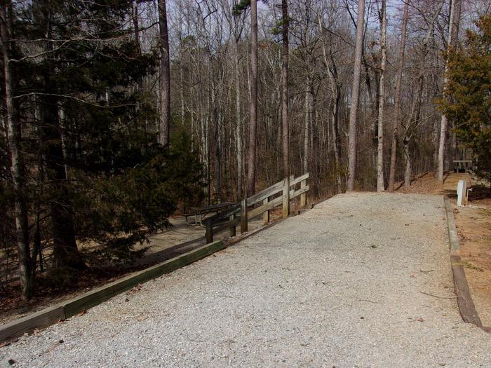 Rudds Creek CampgroundCampsite #28