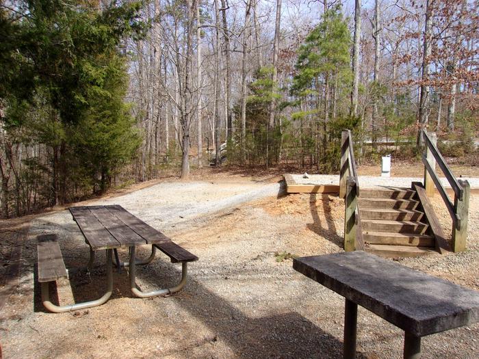 Rudds Creek CampgroundCampsite #29