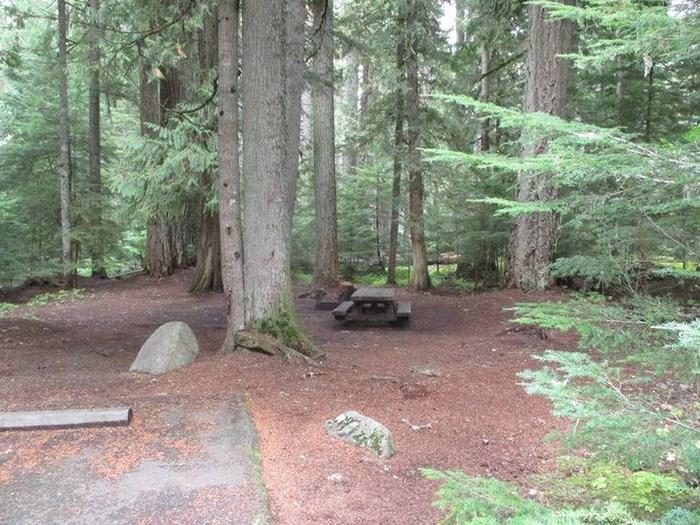 Silver Springs CampgroundSite 2