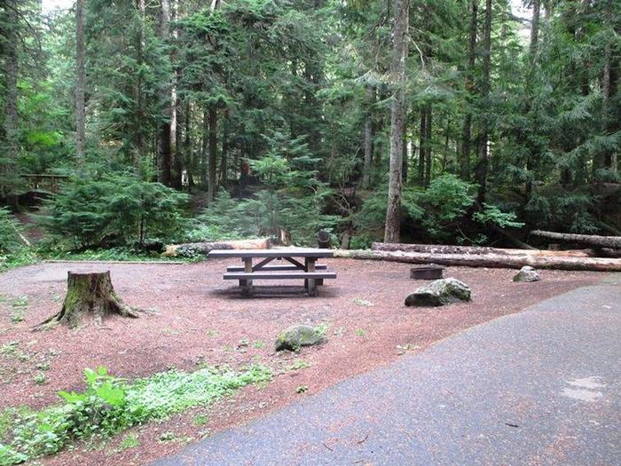 Silver Springs CampgroundSite 8