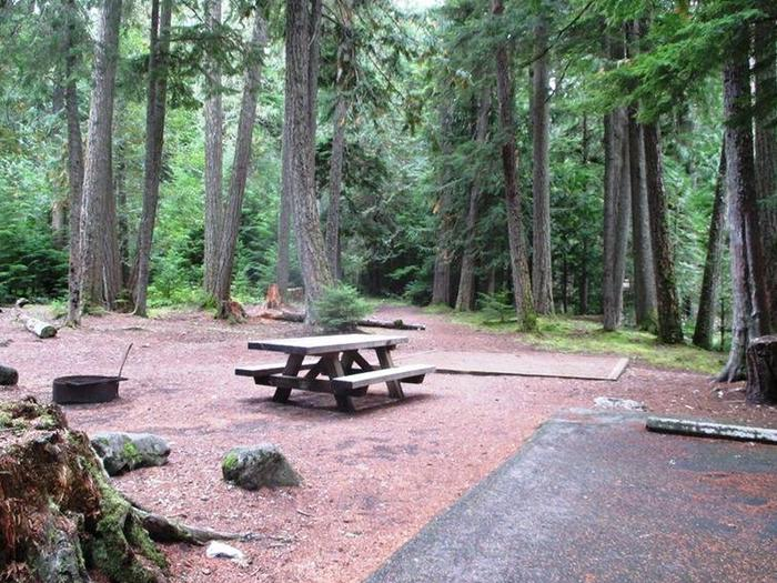 Silver Springs CampgroundSite 12