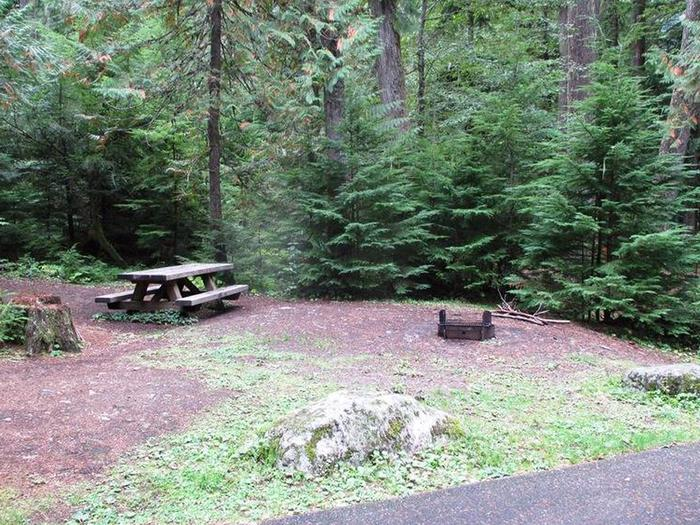 Silver Springs CampgroundSite 16