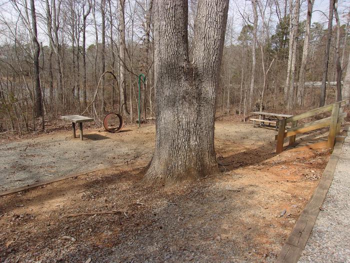 Rudds Creek CampgroundCampsite #33